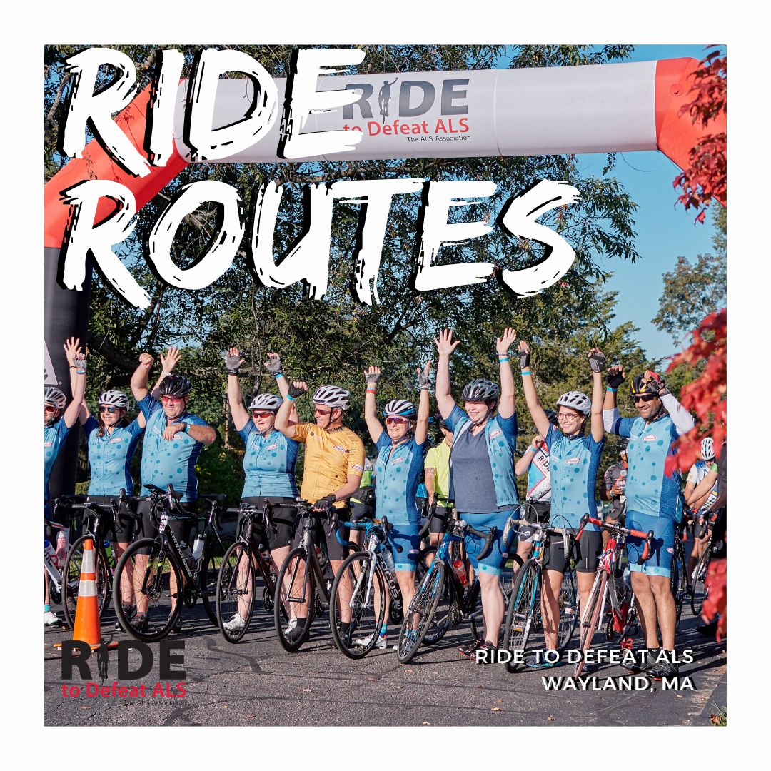Ride routes 2020